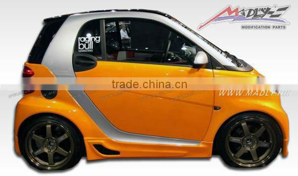 Body kit for Benz-2008-2012-Smart-ForTwo-Duraflex FX