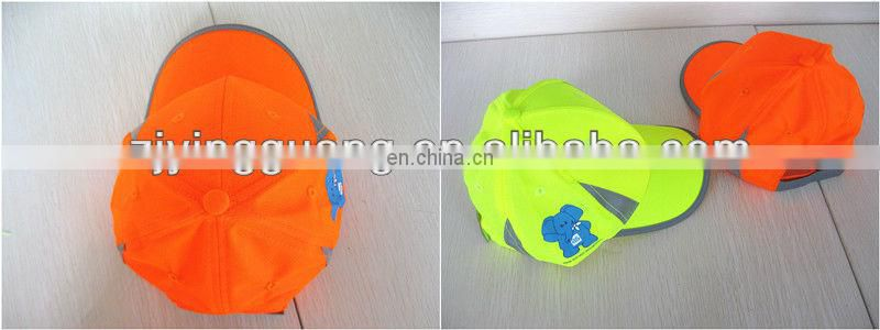 Hi-vis Safety Hat Both for Adults and Children