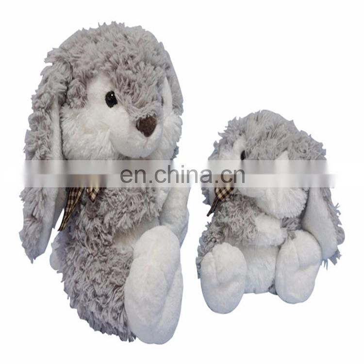 China yangzhou manufacturer custom baby soft plush toy rabbit toys gifts for kids
