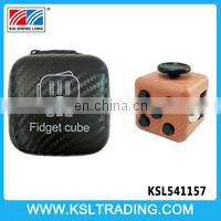 Nice design hot items hand fidget toys magic cube anti-stress