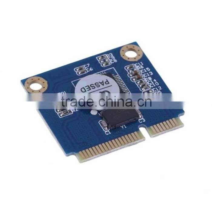Dual Micro SD Cards to Mini PCIe adapter MR15 M-Factors