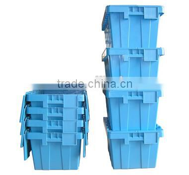 Plastic Turnover case / Container / basket bulk cheap
