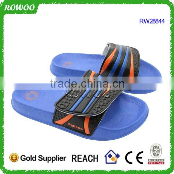 China manufacturing Latest man beach rubber spa slippers