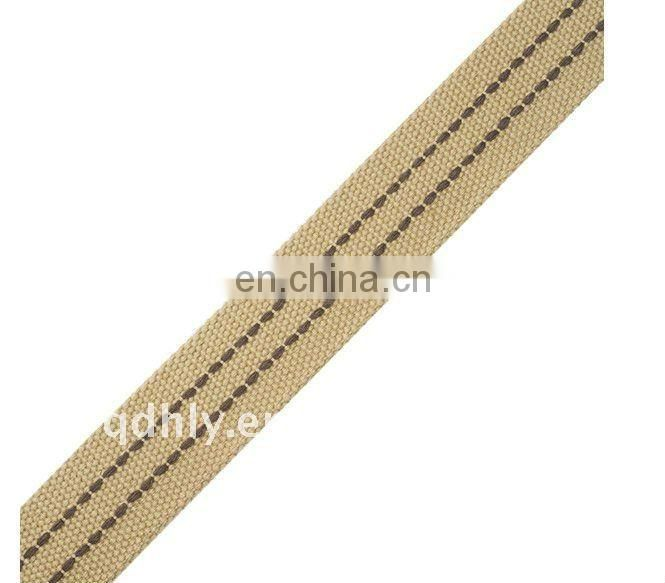 OEM service!! cotton belt, webbing belt