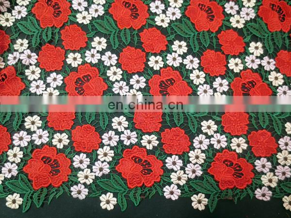 2016 guipure cord lace cotton guiupre lace fabric african guipure lace fabric for wedding party
