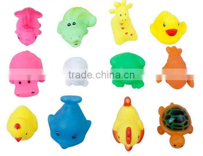 Hot Sale animal Shaped pvc Stress Toys,stretch plastic animal toy,safe plastic toys for kids