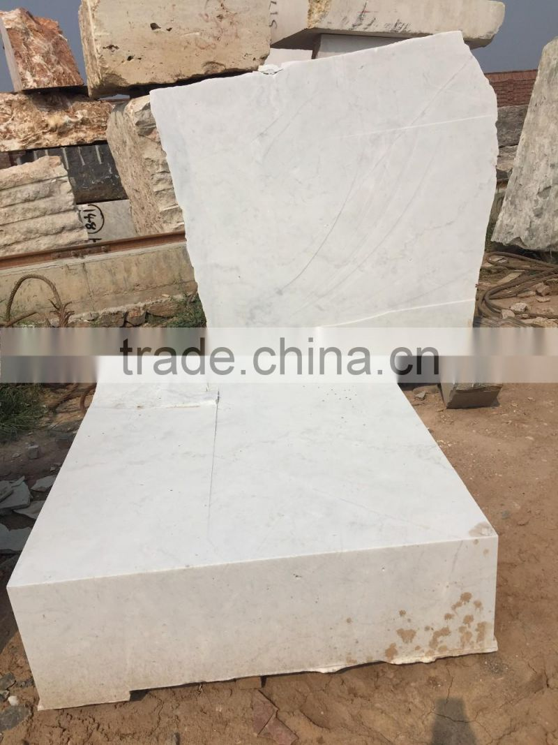garden antique marble angel flower pots stand NTMF- FP340S