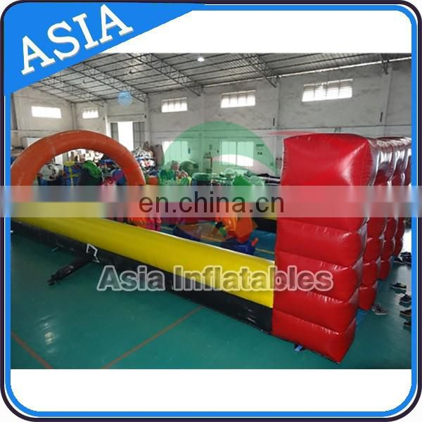 Durable pvc inflatable pony hops /inflatable horse for racing gate