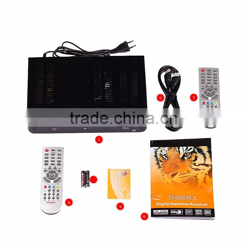 Tiger star T800 plus Ultra Set Top Box Free 15 Months Gshare