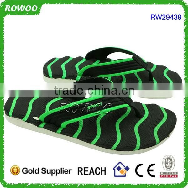 Latest Design Summer Beach Slipper Fashion EVA Men Slippers