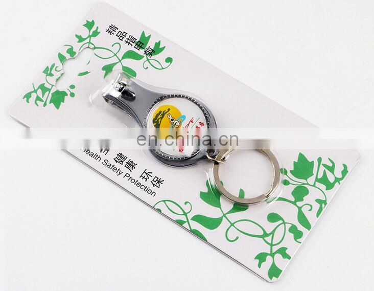 High-end nail clipper for souvenir