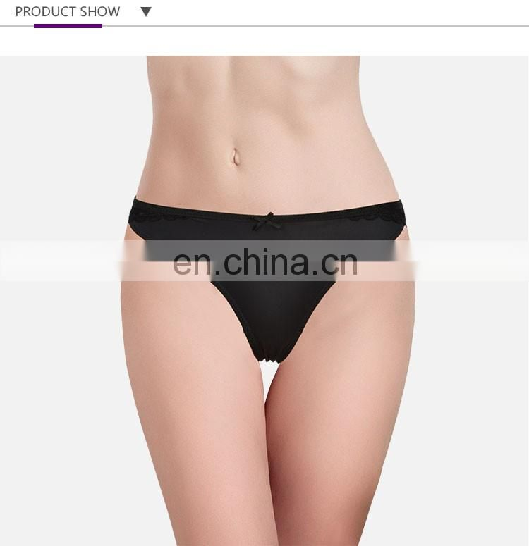 Manufacture Special Double-Layer Sexy Lady High Cut Sexy Lady Panty Underwear