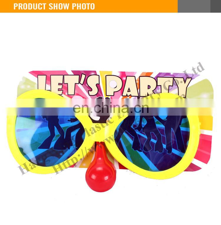 Wholesale plastic big children toy glasses