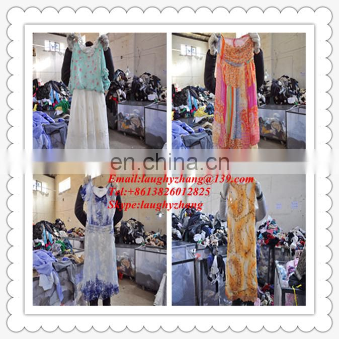 fashion used clothing Africa market,wholesale used clothes shoes bags in mix