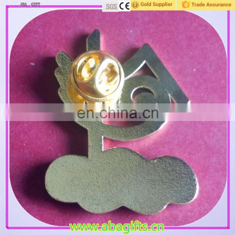 customer logo metal Promotional keychain