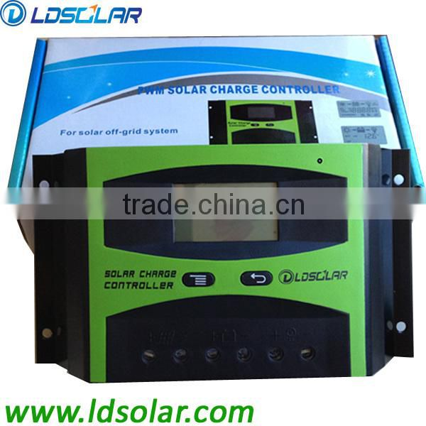pwm solar charge controller 30a for solar power system