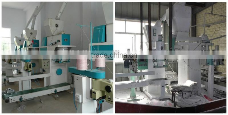 European standard fully automatic 50 tons per day wheat flour mill plant