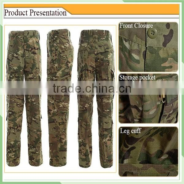 Security protection OEM military clothing