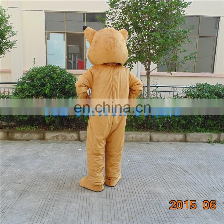 professional design mascot leopard cat costume for party dancing