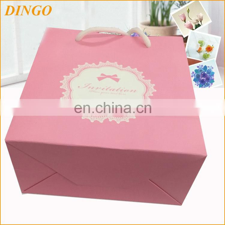 Shopping Paper Bag Made in China Custom Made Gift Bags