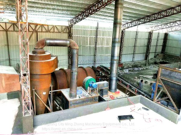China sand dryer/drying machine/sand drying plant price/Super quality and low price/Mingzheng machinery Image