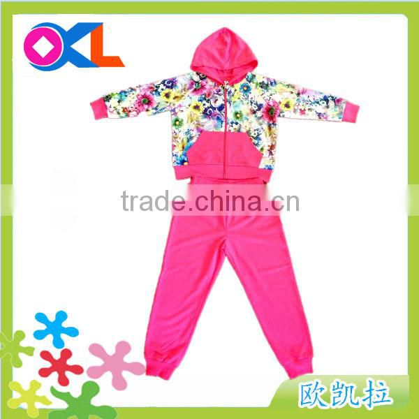 Zhejiang professional clothing supplier newborn baby girl gift set