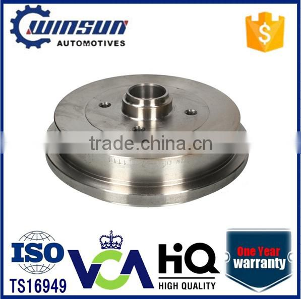 6U0501615 1H0501615B 115330192 191501615A 1H0501615A 323501615 VW/SEAT car brake drum