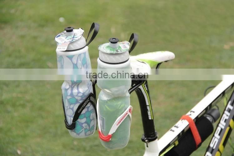 Wholesale Aluminum Alloy Bicycle Water Bottle Cage Holder manufacturer