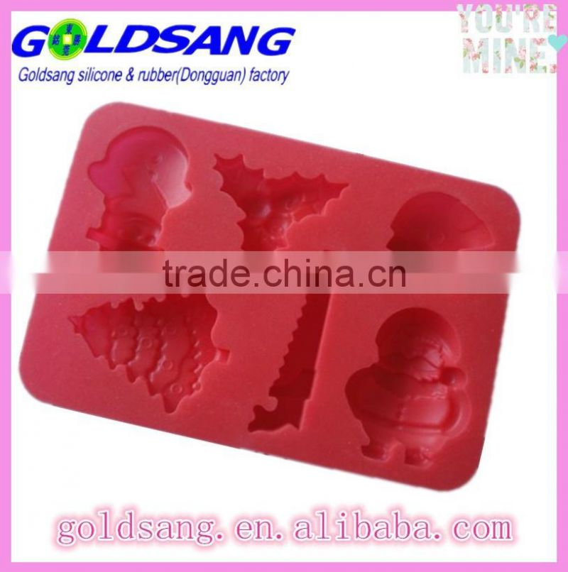 Silicone Cola bottle Ice Tray Food Grade Silicone Cola IceTray-Coffee
