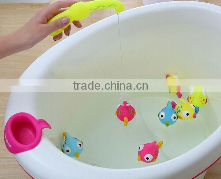 baby fun bath toys funnny Baby bath toy floating fish animal bath toys