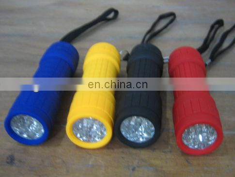 Best price plastic flashlight torch mini led torch for night super bright flashlight torch