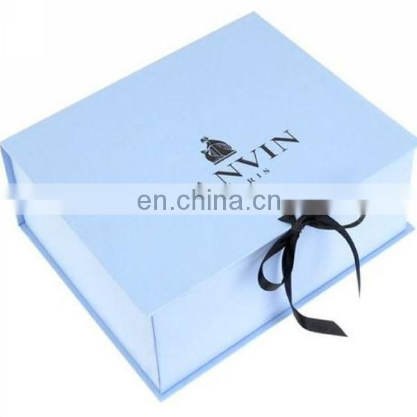 Recycled Printing Paper Box Folding Paper Box Design Wedding Dress Storage Paper Box