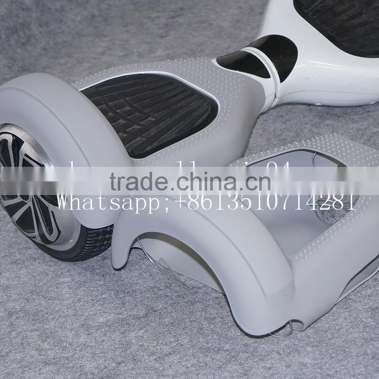 smart balance wheel electric skateboards and scooters made in china two wheel smart self balance electric scooter silicone case