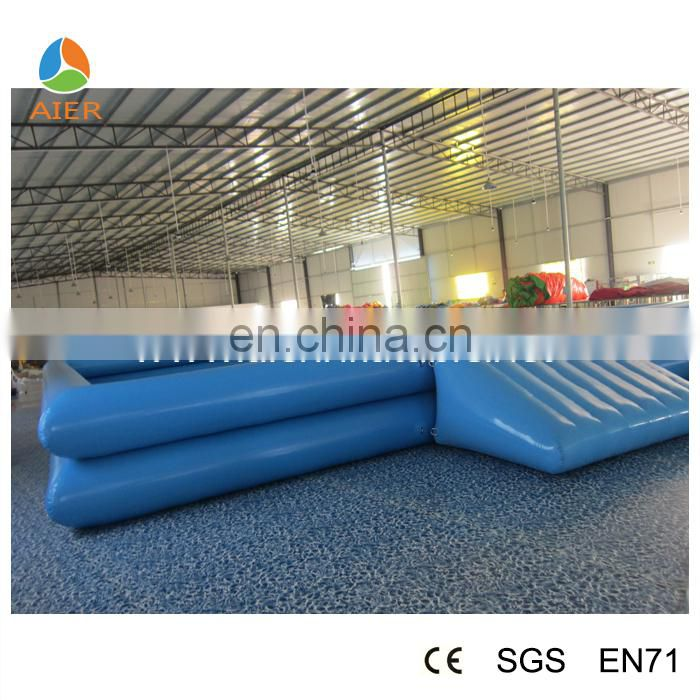 double inflatable swimming pool,inflatable water pool, large inflatable pool