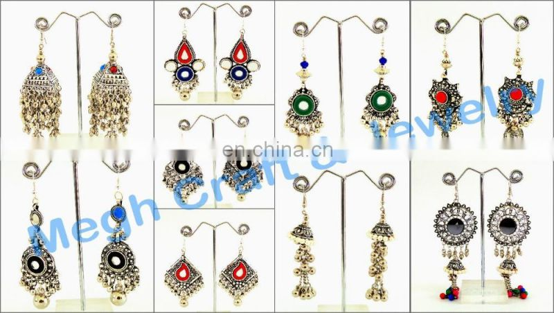 Fashion Jewelry-Western Pearl set-Indo Western jewellery-woman party wear necklace-wholesale online woman costume jewellery