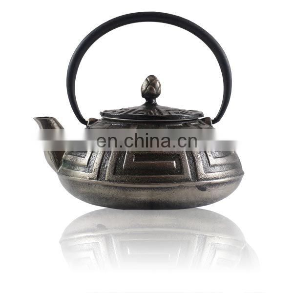 Japanese China cast iron teapot