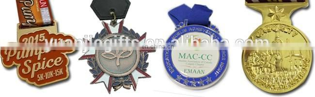 2016 Military medal/Blank medal/Cheap custom medals