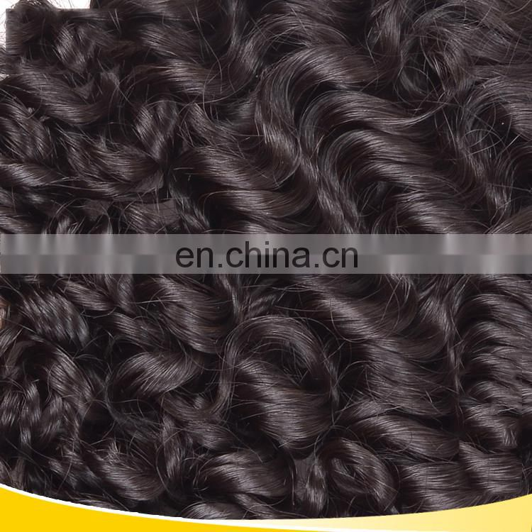 body wave bundle weft Brazilian Remy Virgin human clip in extensions human hair