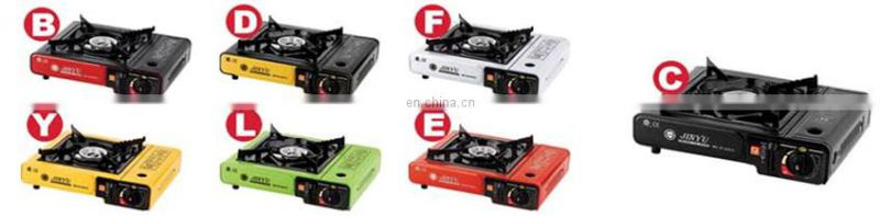 NEW CE CSA portable butane gas stove parts