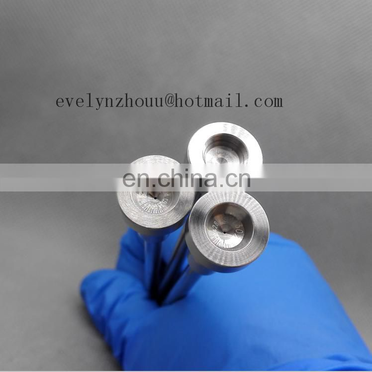 Common rail control valve seat F00VC01346