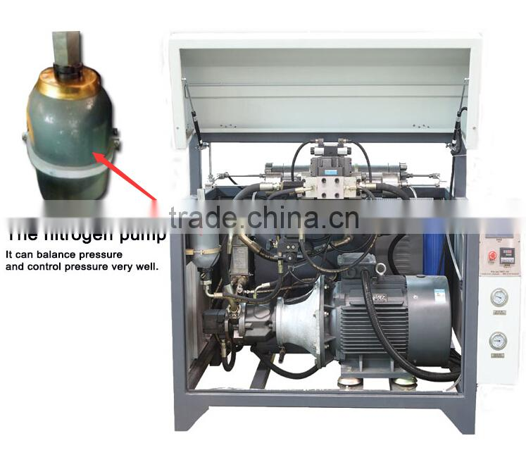 2000mm*4000mm Abrasive water jet cutting machine for cutting metal / glass / marble