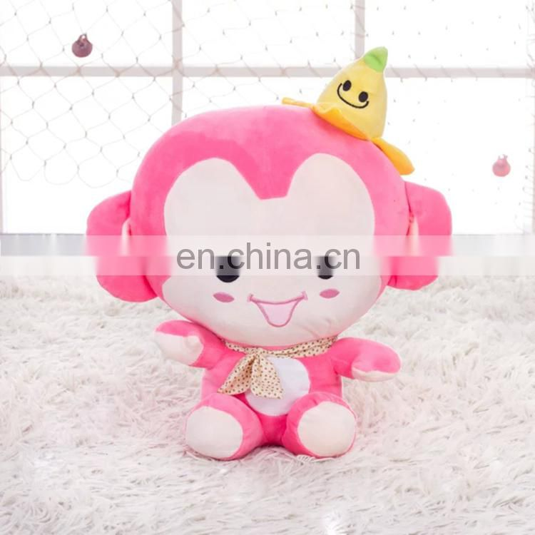 China Wholesale Stuffed Animals Monkey Plush Toys