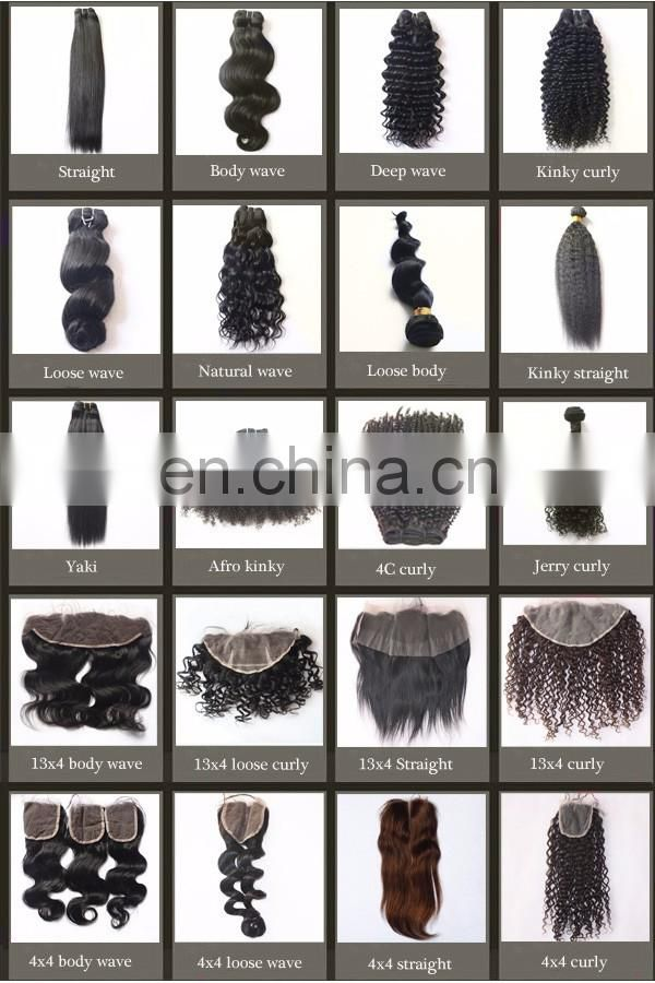 Alibaba China factory virgin remy human hair extension best selling brazilian human hair
