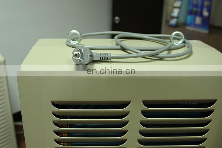 Electrical Telecom Battery Panel Cabinet Air Conditioning