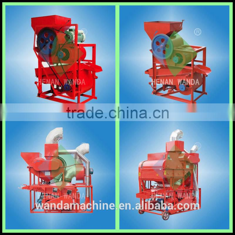 high efficiency automatic peanut corn pecan sheller machine/sunlower