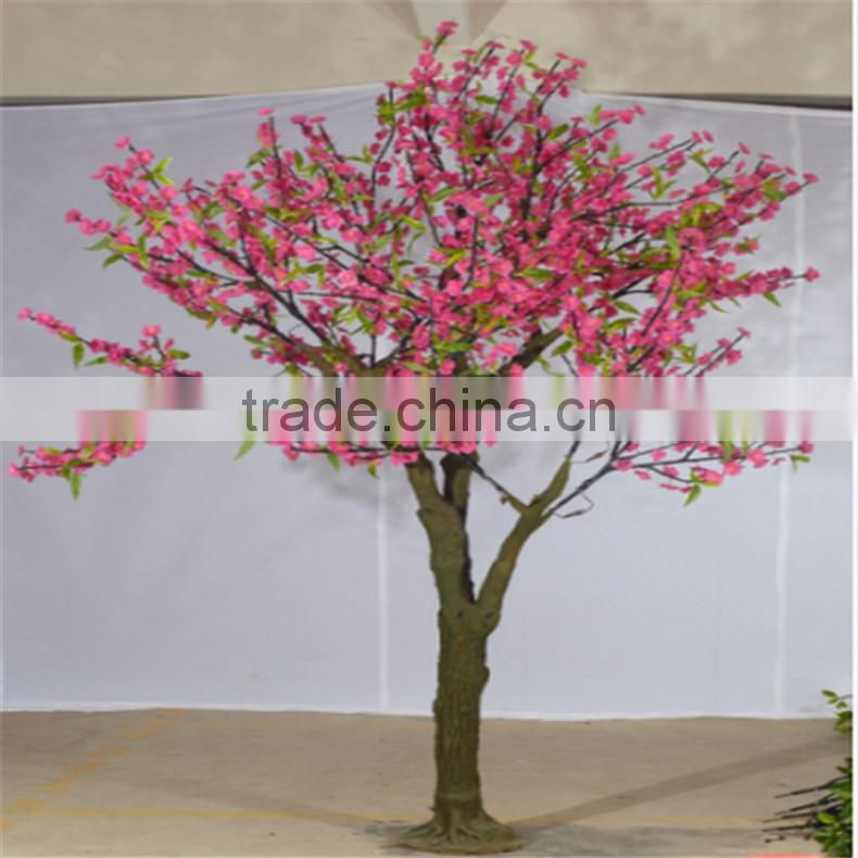 artificial led white willow trees