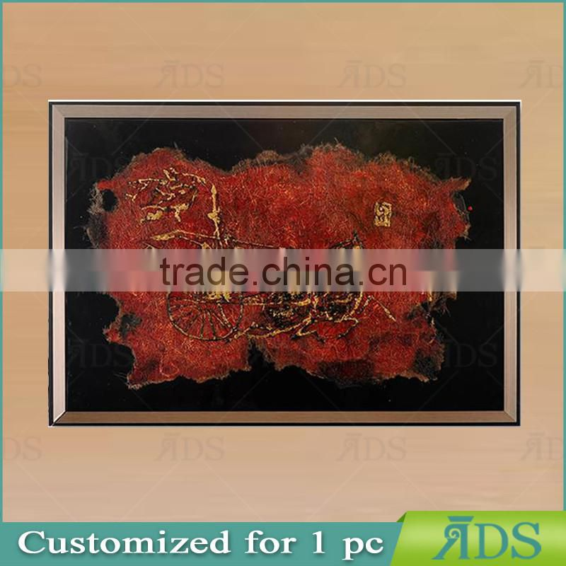 Framed Handmade Chinese Oil Painting Reproductions