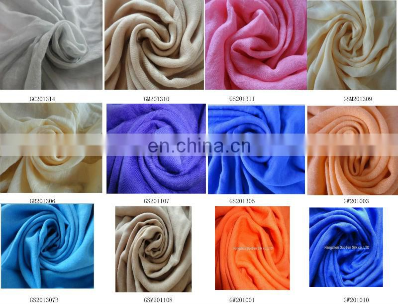 wholesale woven wool silk stocklot fabric