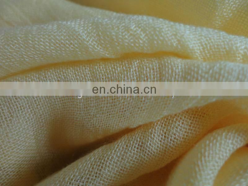 Worsted woven 32S/1 plain tencel fabric