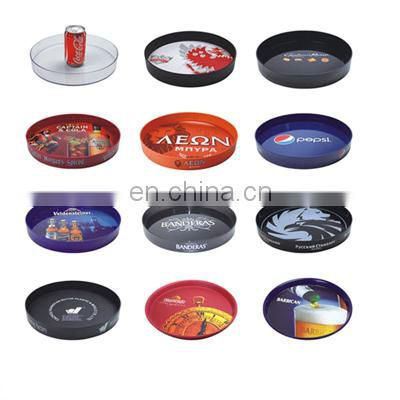 Low price custom printed serving tray